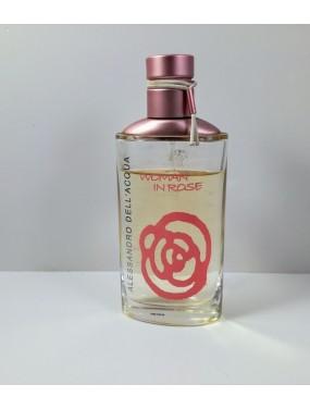 Alessandro Dell'Acqua Women in Rose edt 100 ml
