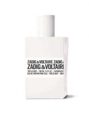 Zadig & Voltaire THIS IS HER! Eau De Parfum 100 ml Vapo