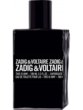 Zadig & Voltaire THIS IS HIM eau de toilette vapo 100 ml