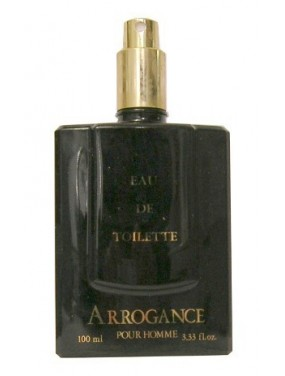 Arrogance pour homme edt 100 ml spray