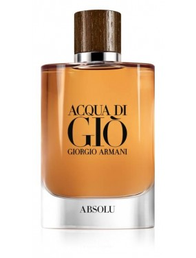 Armani ACQUA DI GIO' ABSOLU homme Eau de parfum 100ml vapo