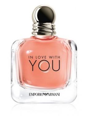 Armani IN LOVE WITH YOU FEMME Eau de parfum 100ml vapo