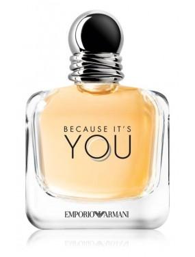 Armani BECAUSE IT'S YOU FEMME Eau de parfum 100ml vapo