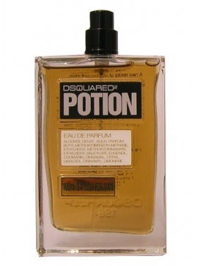 DSQUARED2 Potion Eau de parfum for man vapo 100ml