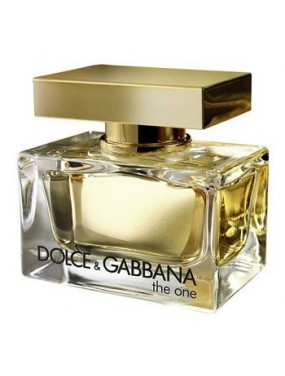 DOLCE E GABBANA  THE ONE...